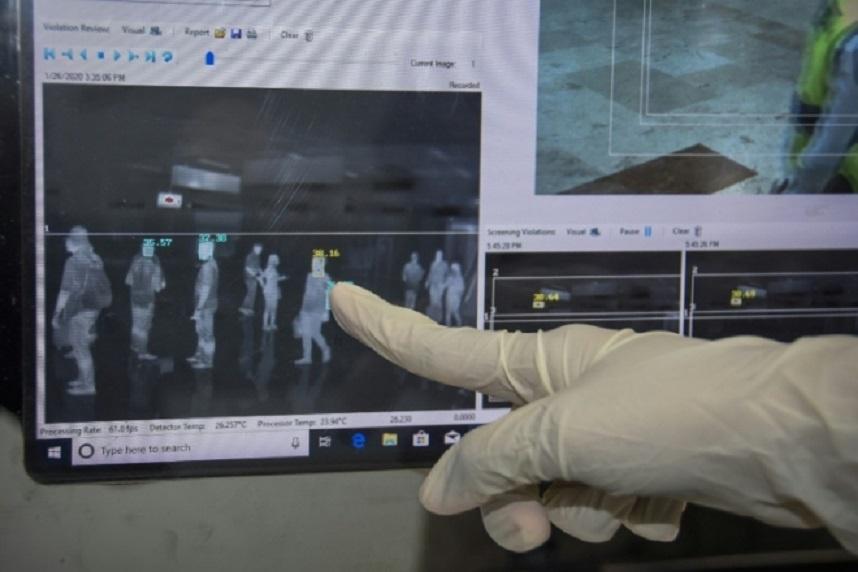 Mokslininkai mano atradę mirtino koronaviruso kilmę