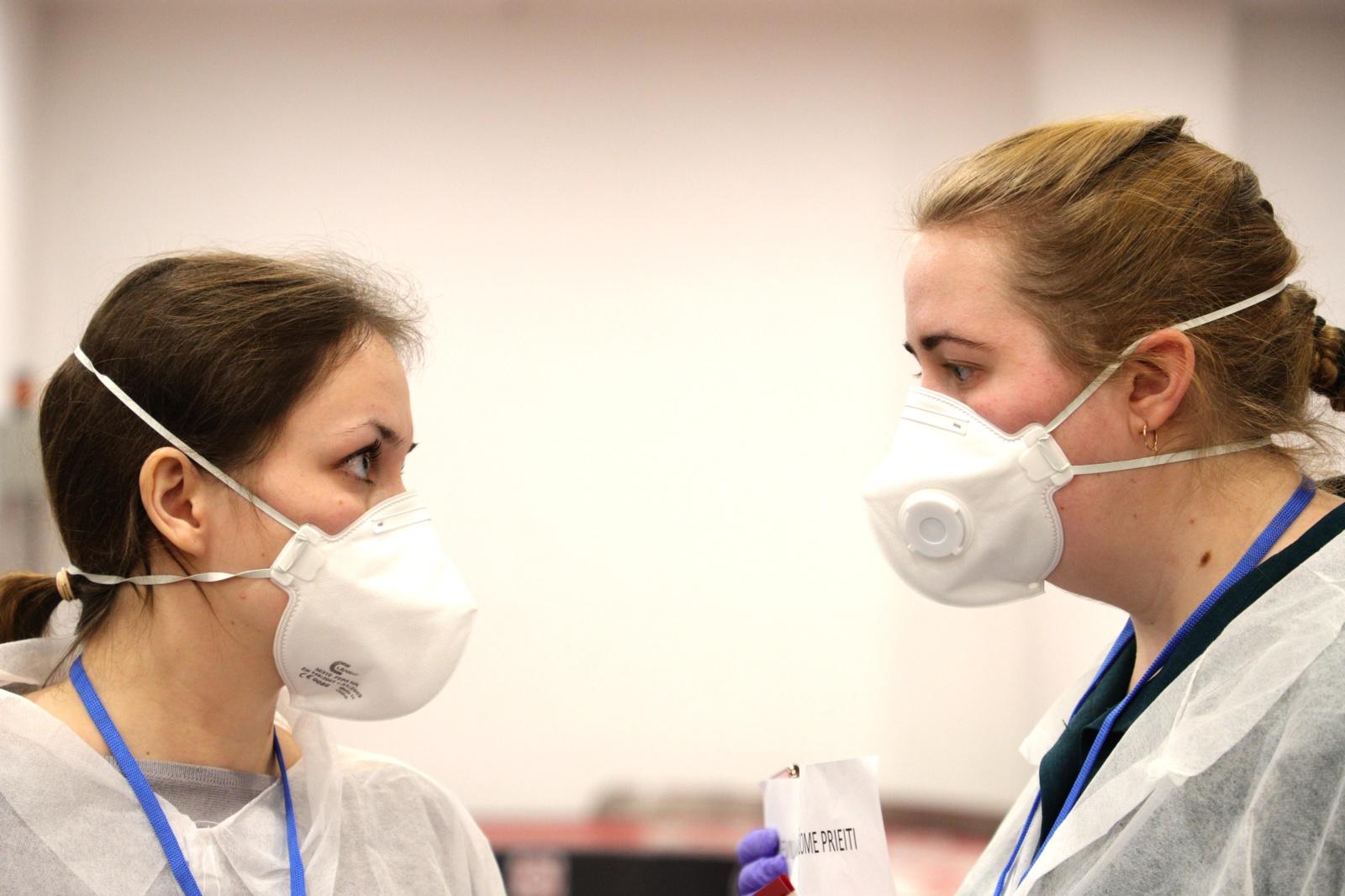 Estijoje nustatytas pirmasis užsikrėtimo koronavirusu atvejis