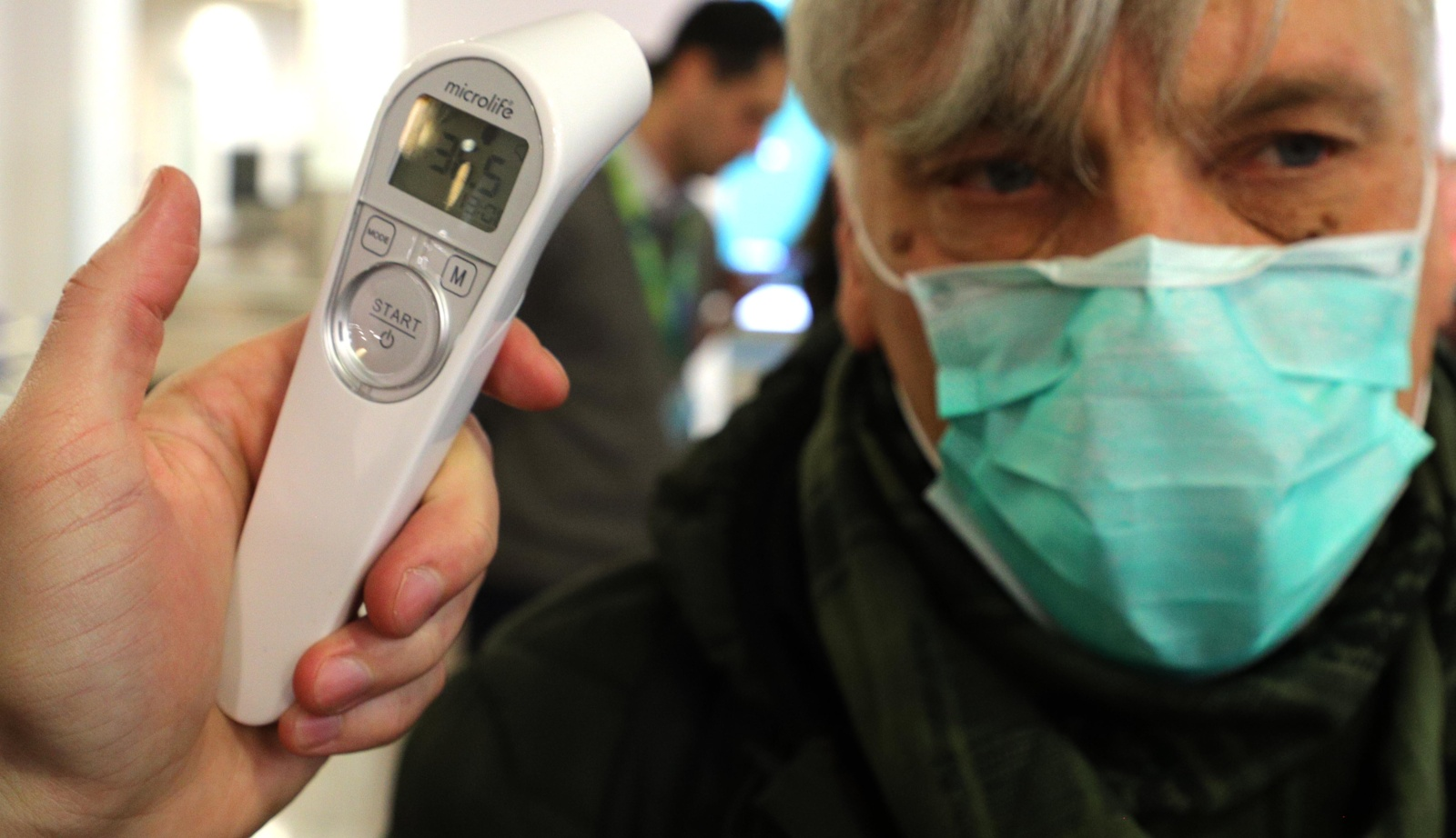 Kinija dezinfekuos pašto siuntas (vaizdo įrašas)