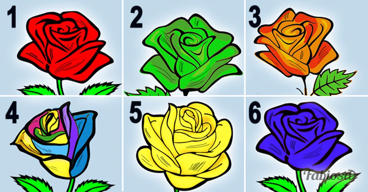 Kurią rožę renkatės? Tai atskleis Jūsų geriausias charakterio savybes