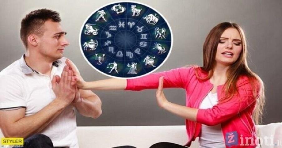 Zodiako ženklų poros, kurioms būti kartu nebus lengva