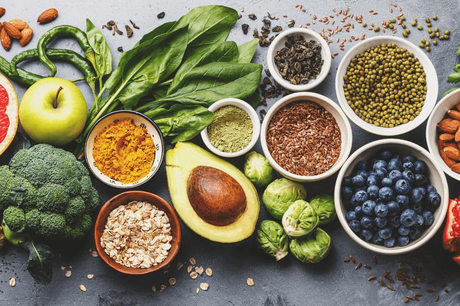 maisto produktai geros širdies sveikatos)