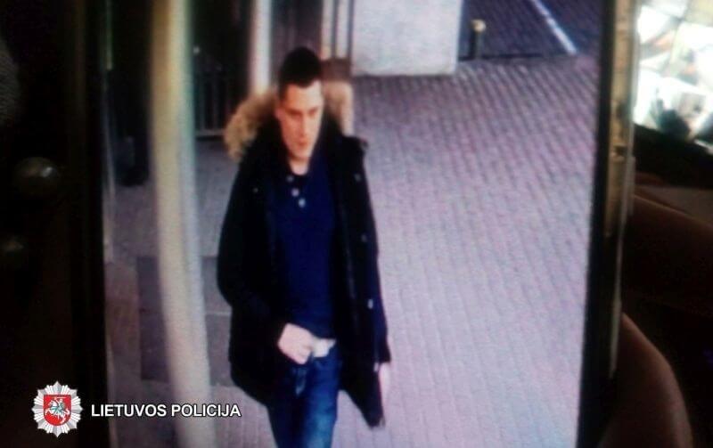 Policija prašo pagalbos: nenustatytas asmuo iš parduotuvės pavogė loterijos bilietų