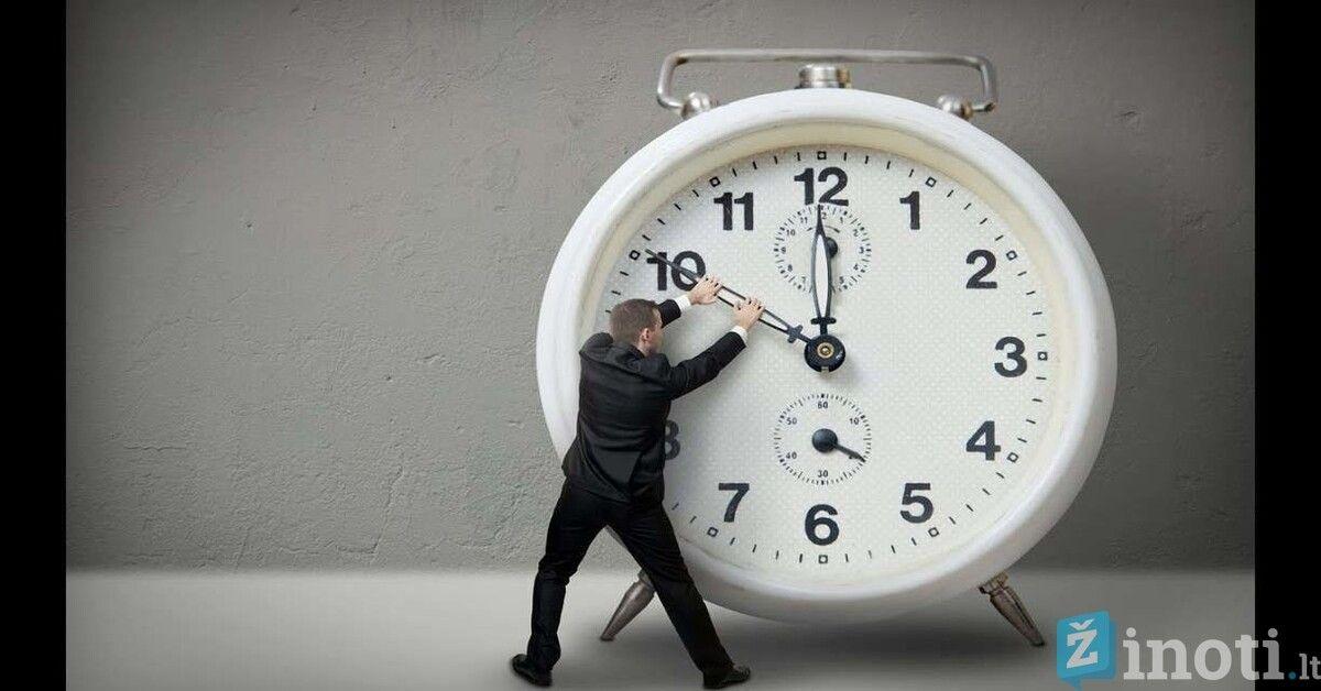 Kurie Zodiako ženklai nuolat vėluoja? Sužinokite!