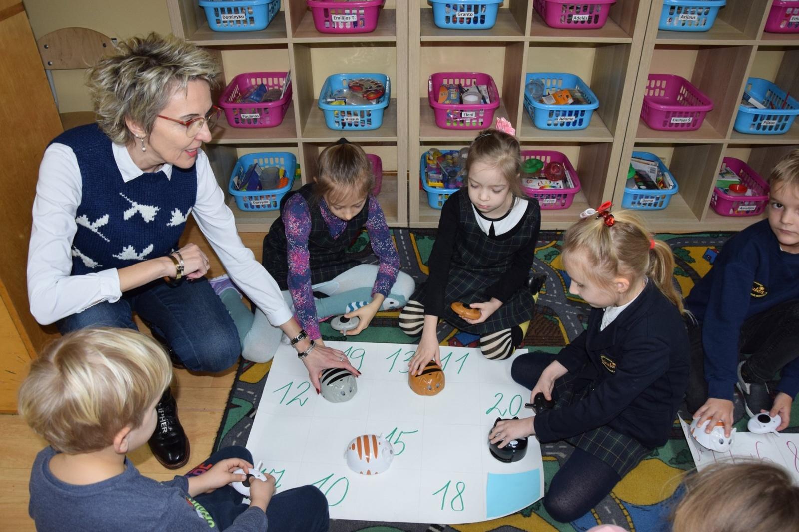 Ekologinės akcijos prizai pasiekė mokyklas
