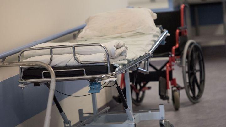 Į Kauno ligoninę pristatytas ir dėl galvos sužalojimo paguldytas vyras