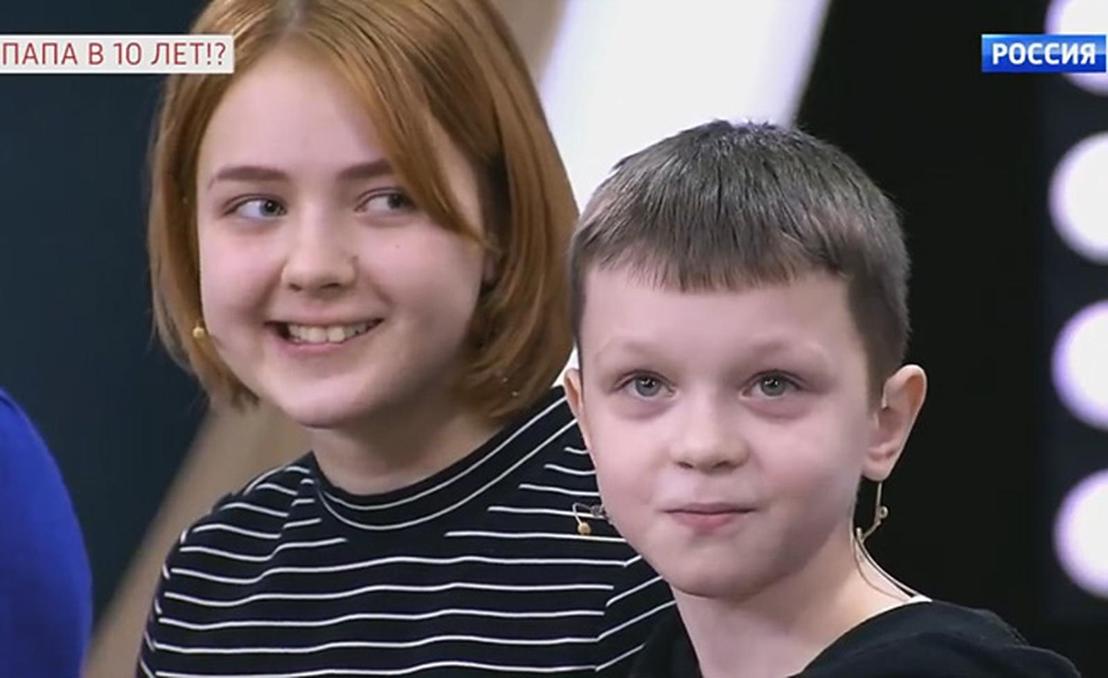 Neįtikėtina: 13-metė pastojo nuo 10-mečio