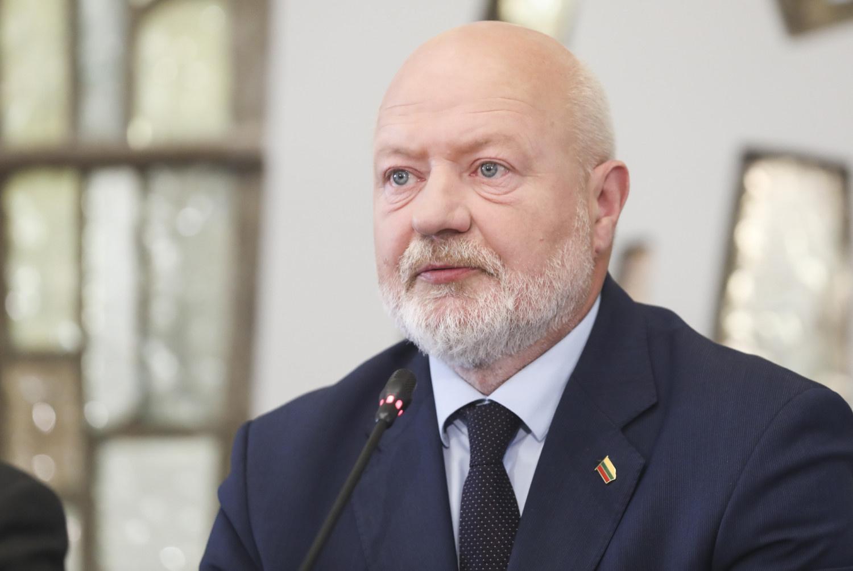 Į etikos sargus kreipęsis E.Gentvilas reikalauja, kad R.Karbauskis viešai paneigtų melagingus teiginius