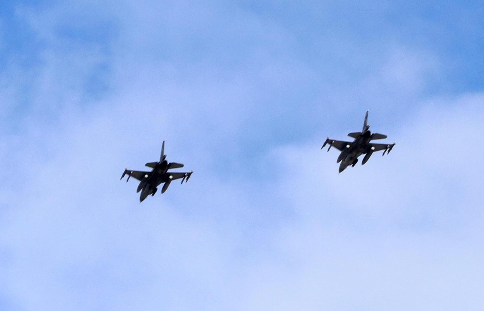 Irake raketomis nusitaikyta į JAV diplomatinę atstovybę ir karinę bazę