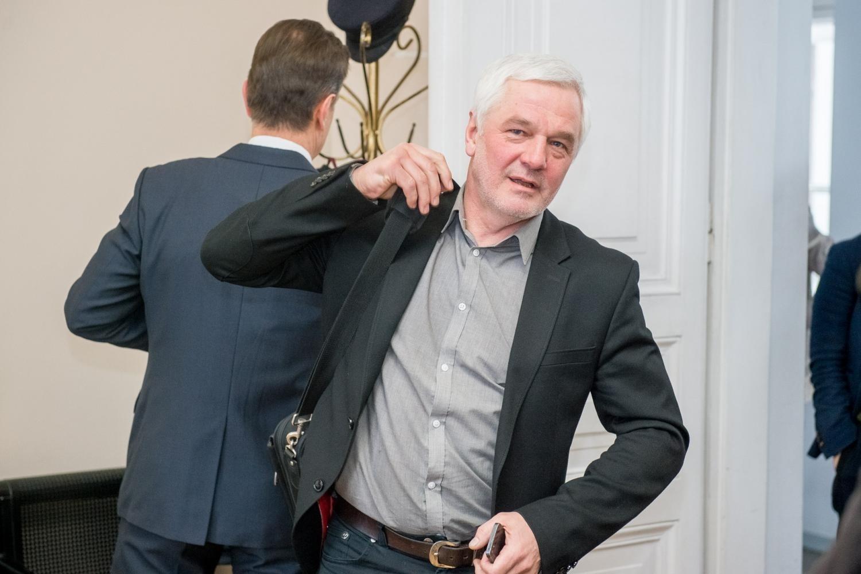 Buvęs Seimo narys V. Matuzas lieka nuteistas dėl piktnaudžiavimo