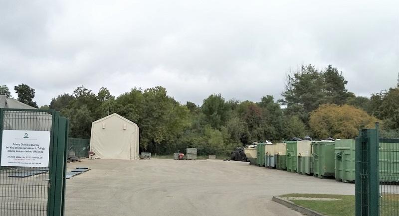 Nuo kovo 1 d. keičiamas Alytaus regiono atliekų tvarkymo centro Jiezno, Balbieriškio ir Veiverių rūšiavimo centrų darbo laikas