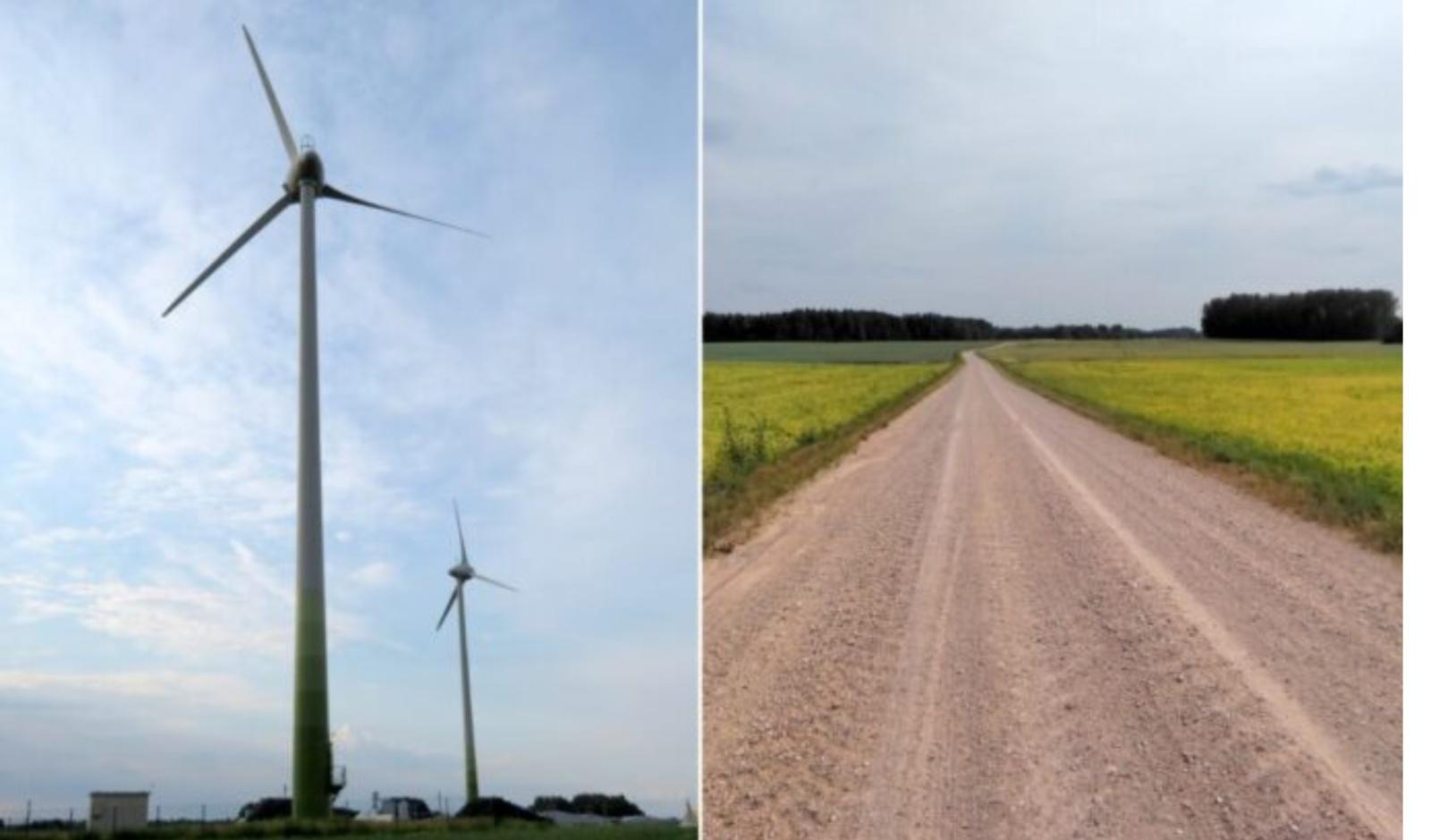 Vėjo jėgainės: duokiškėnai tapo situacijos įkaitais?