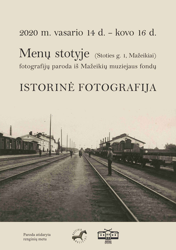"""Paroda """"Istorinė fotografija"""""""