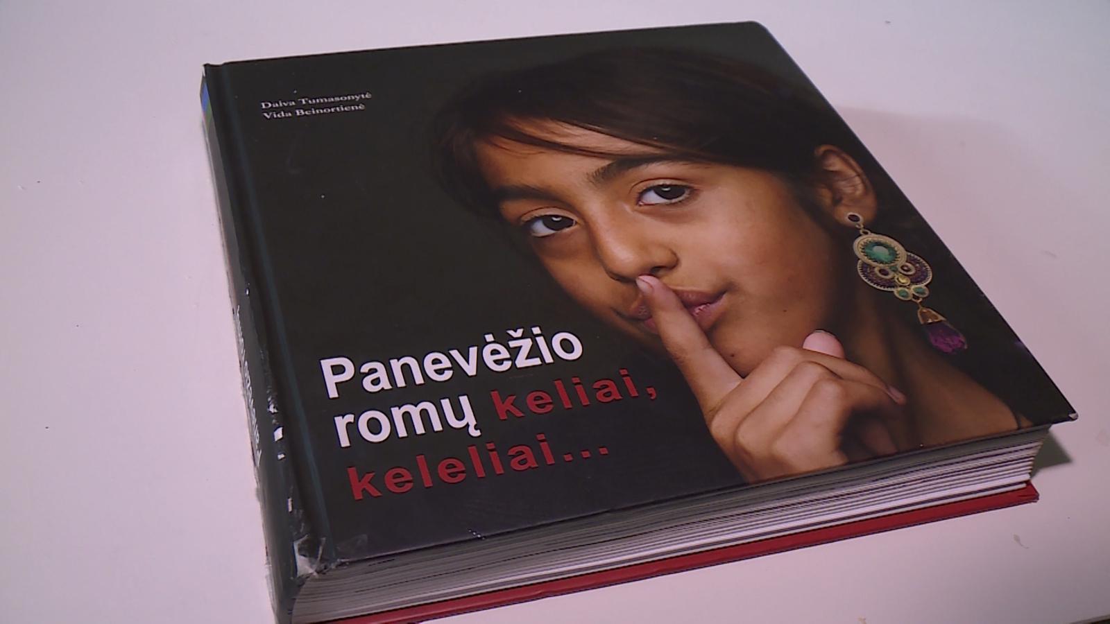 Radži pasipiktino knyga apie Panevėžio romus