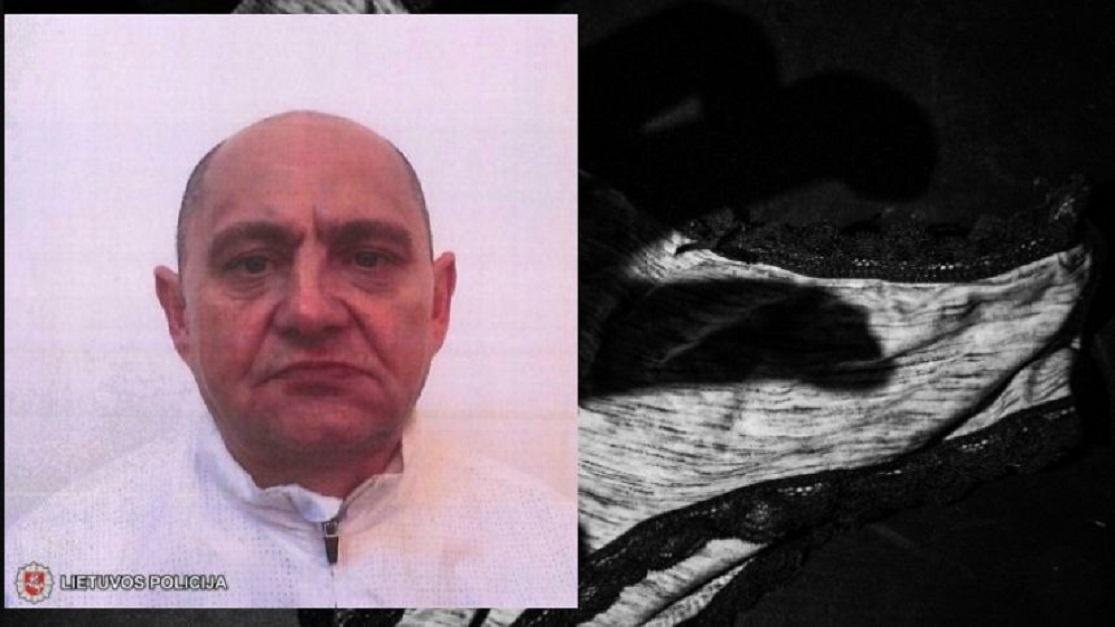 Pavojingo nusikaltėlio rauda: išžagino, sumušė ir apiplėšė auką, nes verkiant reikėjo narkotikų