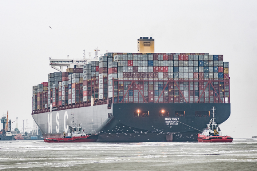Klaipėdos uostas planuoja naujus gylius