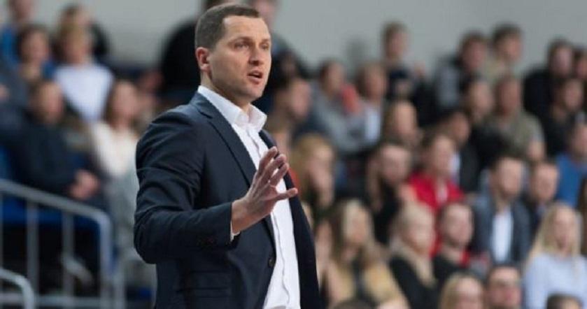 """Klaipėdos """"Neptūno"""" trenerio vairą perima Tomas Gaidamavičius"""