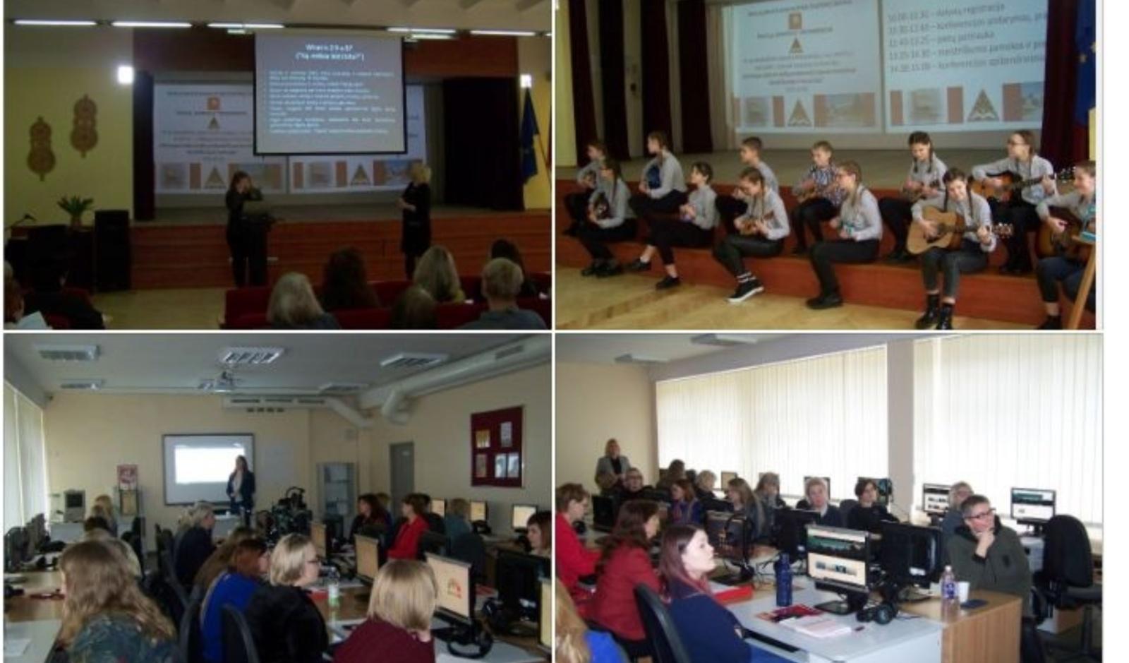Sėkmingas užsienio kalbų mokymas(is) geroje mokykloje:  kūrybiškumas ir inovacijos