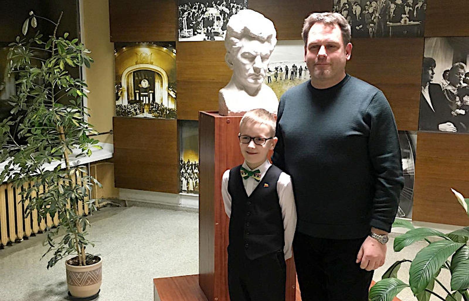 Pirmą kartą Radviliškio muzikos mokyklos istorijoje – laureato vardas Nacionaliniame Balio Dvariono pianistų ir stygininkų konkurse