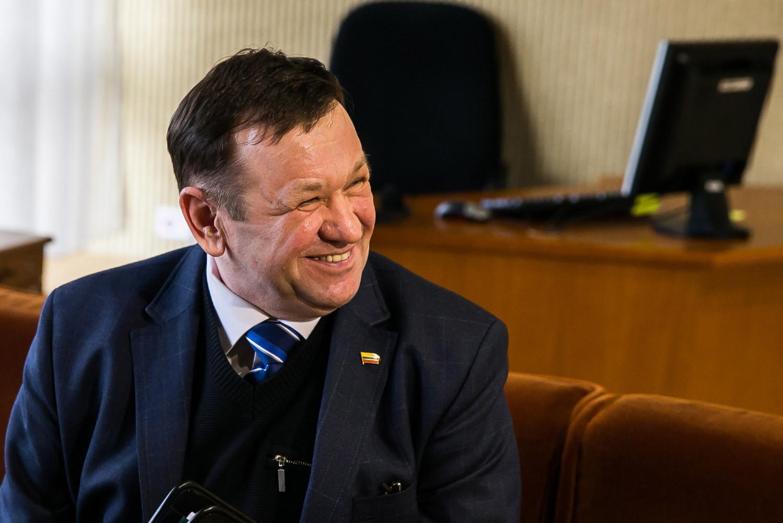 Buvęs Seimo narys K. Pūkas lieka nuteistas dėl seksualinio priekabiavimo