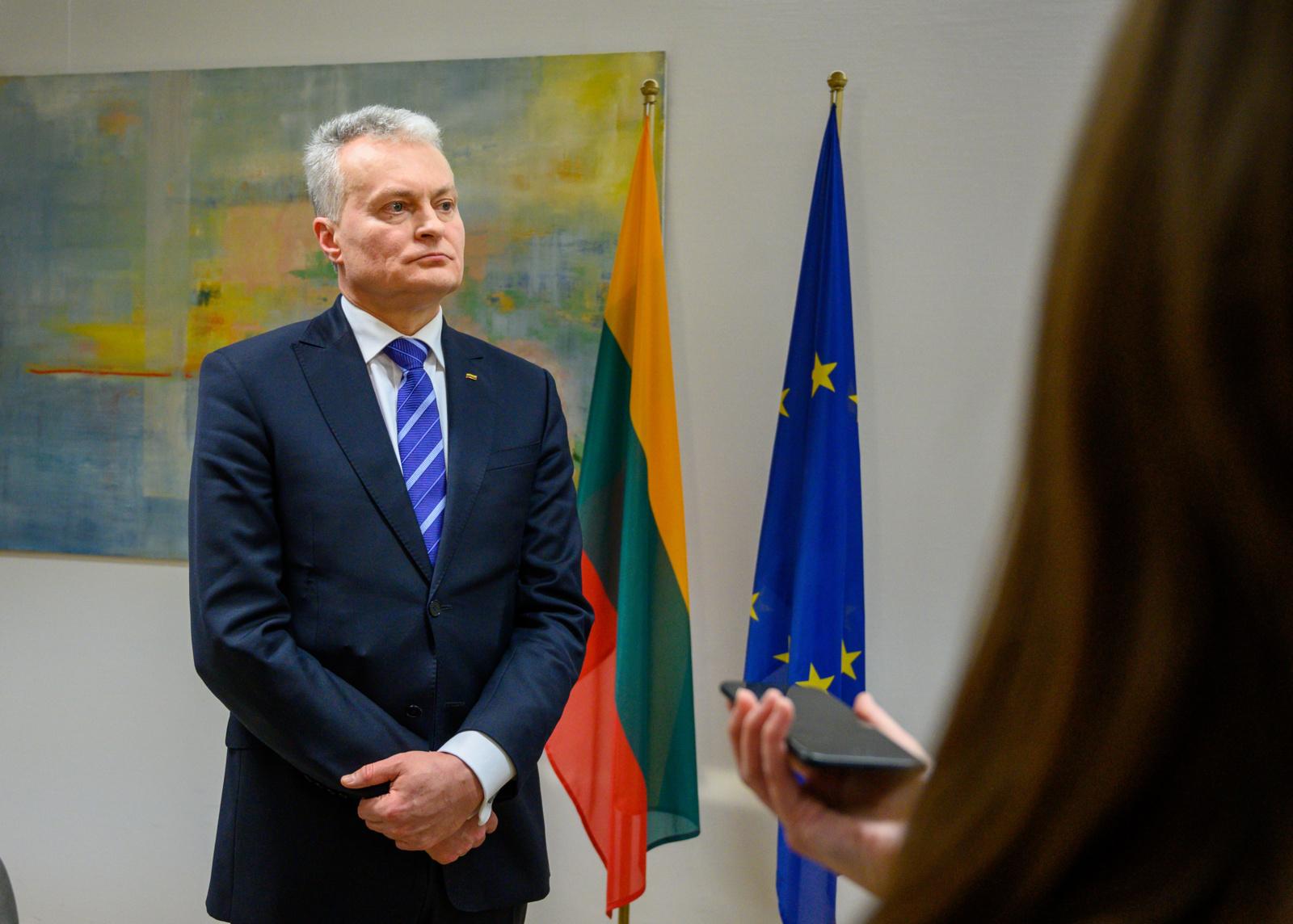 """Briuselyje """"sužibo viltis"""" rasti kompromisą dėl ES biudžeto"""