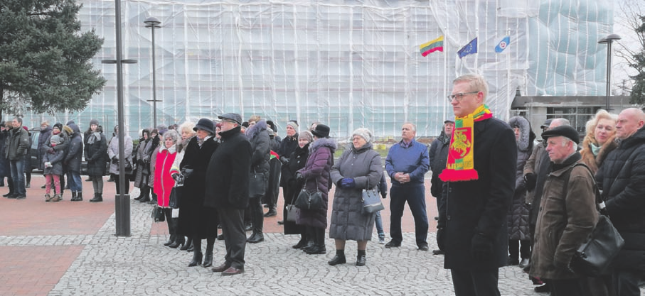 102-asis Lietuvos gimtadienis