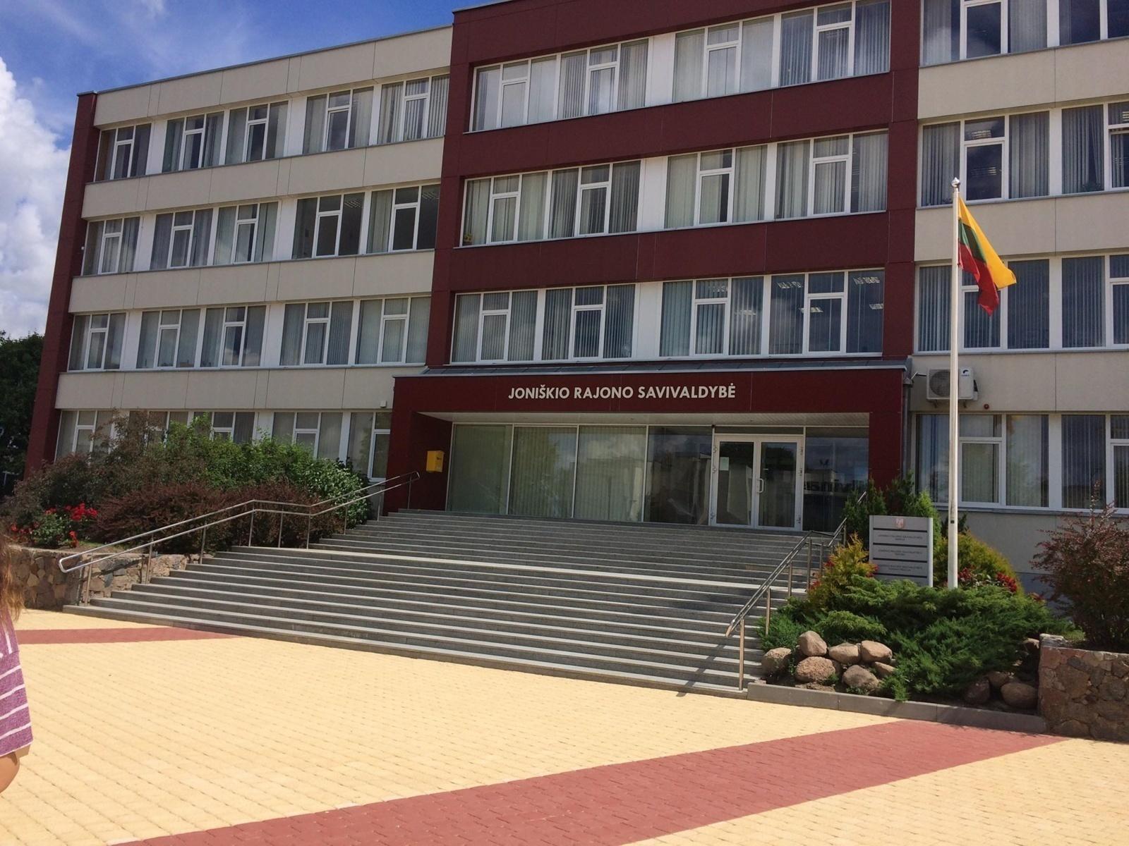 Joniškio mieste bus įgyvendinamas nuotekų tinklų tiesimo ir prijungimo projektas