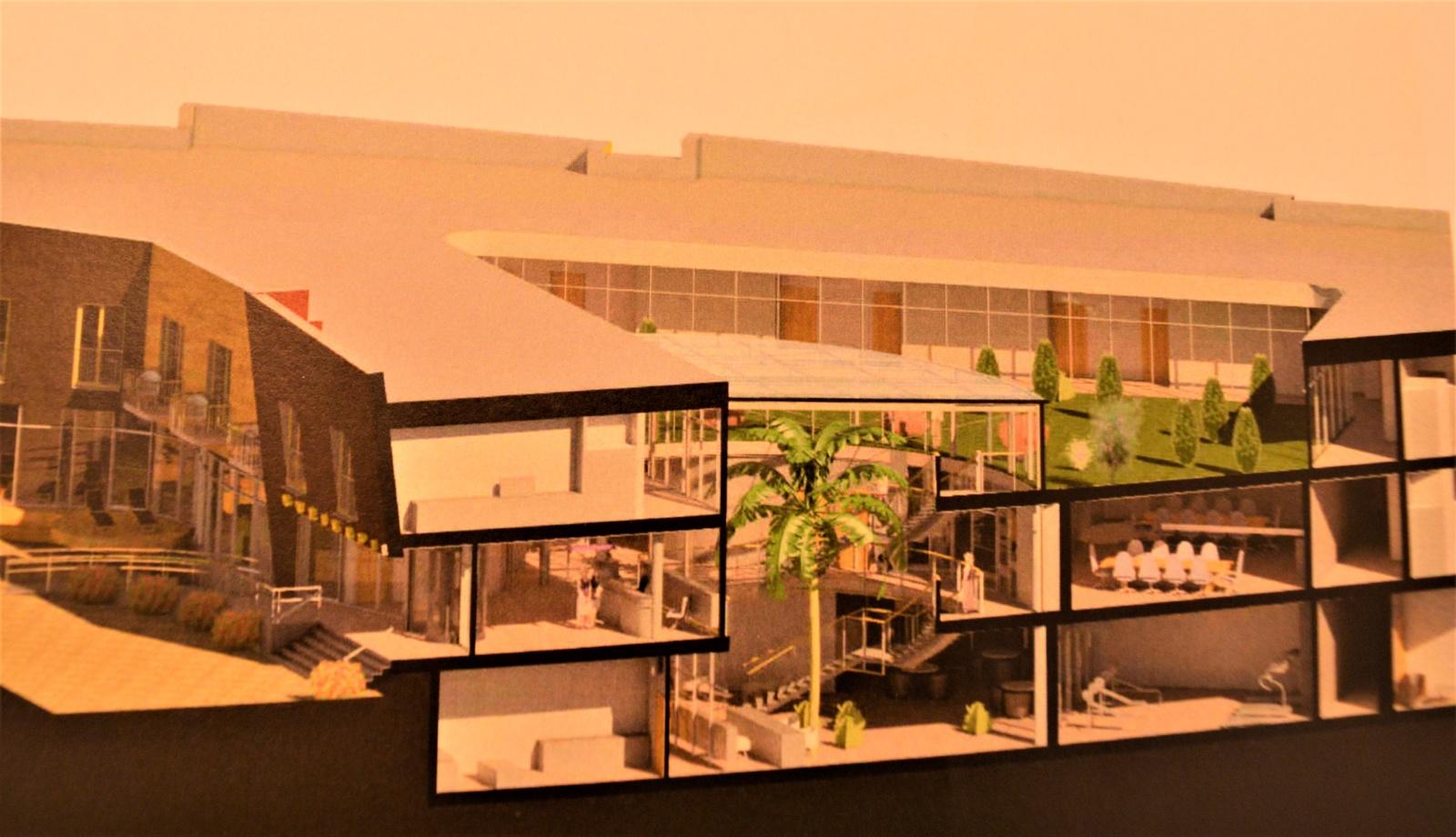 Šventojoje netrukus prasidės modernaus viešbučio su gydomuoju SPA centru statybos