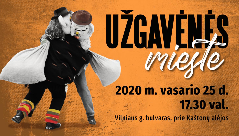 Šiaulių miesto centre triukšmingai, linksmai ir sočiai bus švenčiamos Užgavėnės