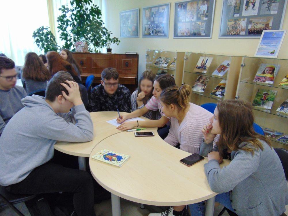 Vaikų literatūros skyriuje paminėtos lietuvių kalbos dienos