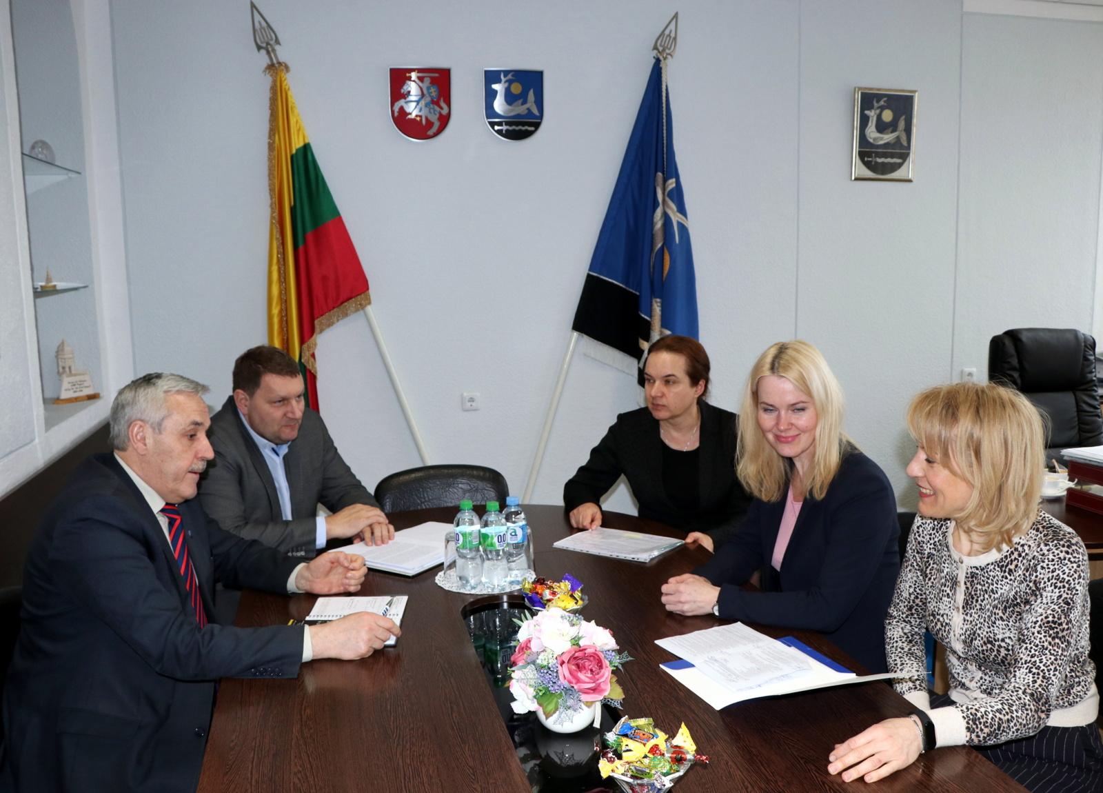 Lietuvos Respublikos Seimo kontrolierė Milda Vainiutė konsultavo Zarasų gyventojus