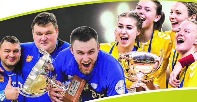 Stipriausios vyrų ir moterų rankinio komandos rinksis Alytuje