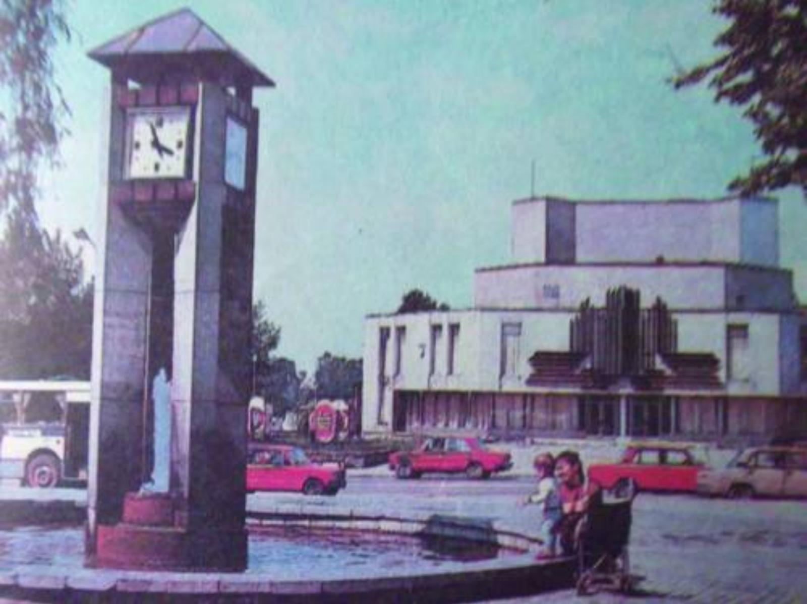 Nostalgija miesto laikrodžiui neblėsta