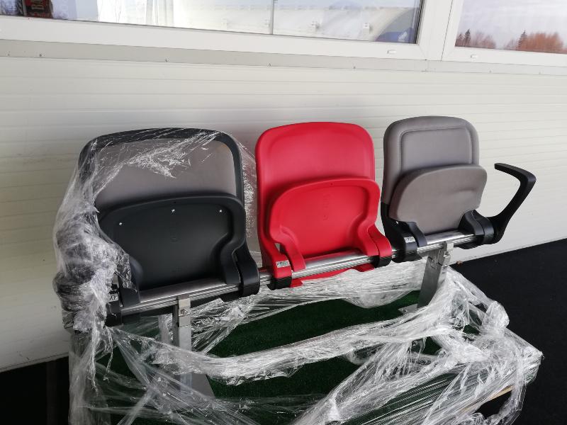 Atnaujintame Marijampolės futbolo stadione galės vykti aukščiausio lygio rungtynės