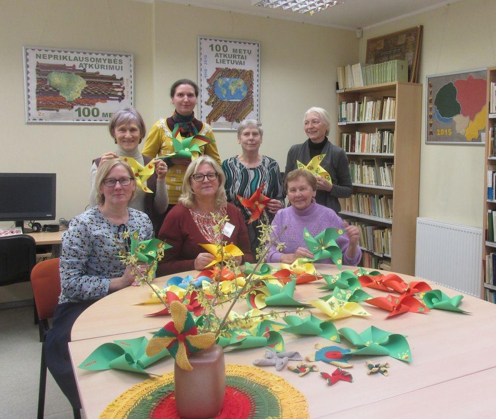 Biblioteka ruošia ypatingą dovaną Lietuvai!