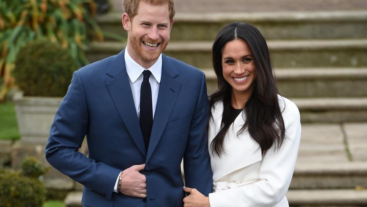 Harry ir Meghan atsisveikino su karališkosiomis pareigomis