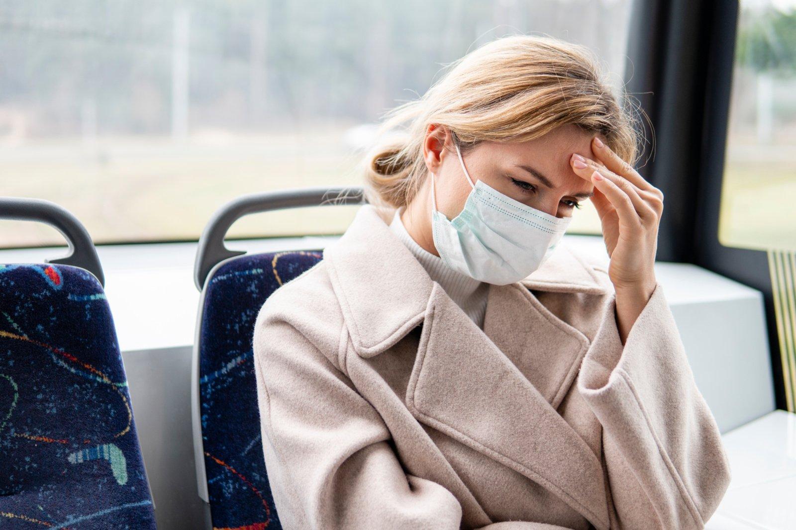 Psichikos specialistai pataria, kaip suvaldyti stiprų nerimą dėl COVID-19