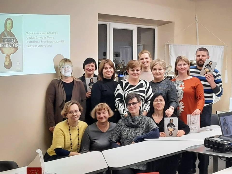Mokytojų ir tėvų bendradarbiavimas Šiaulių Stasio Šalkauskio gimnazijoje