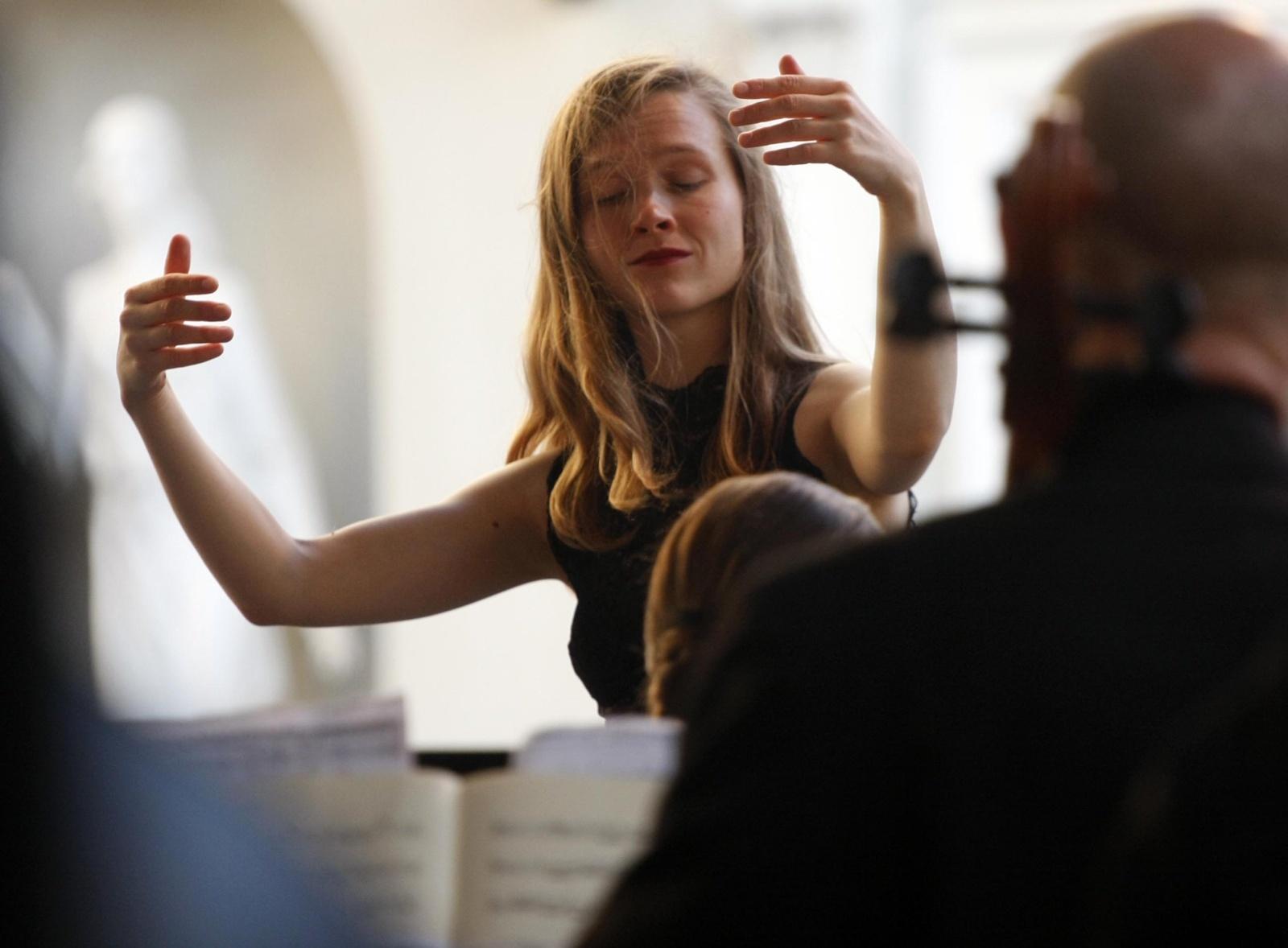 Dirigentei M. Gražinytei-Tylai diagnozuotas koronavirusas