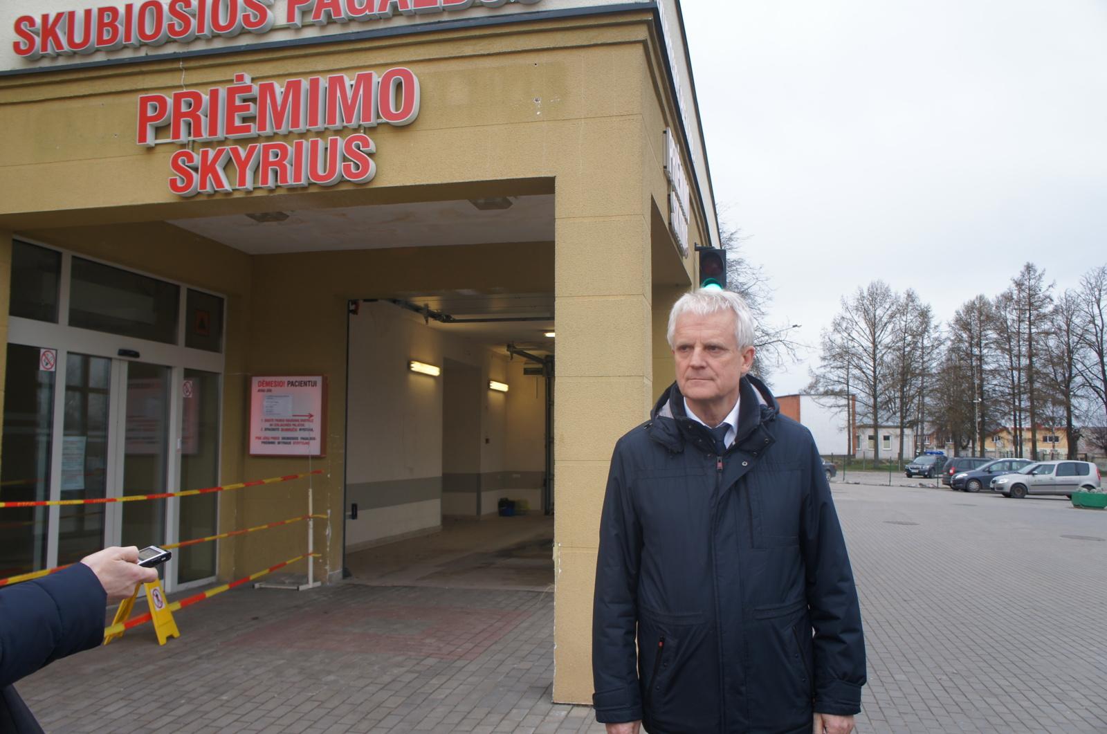 Respublikinėje Šiaulių ligoninėje – antras koronaviruso atvejis