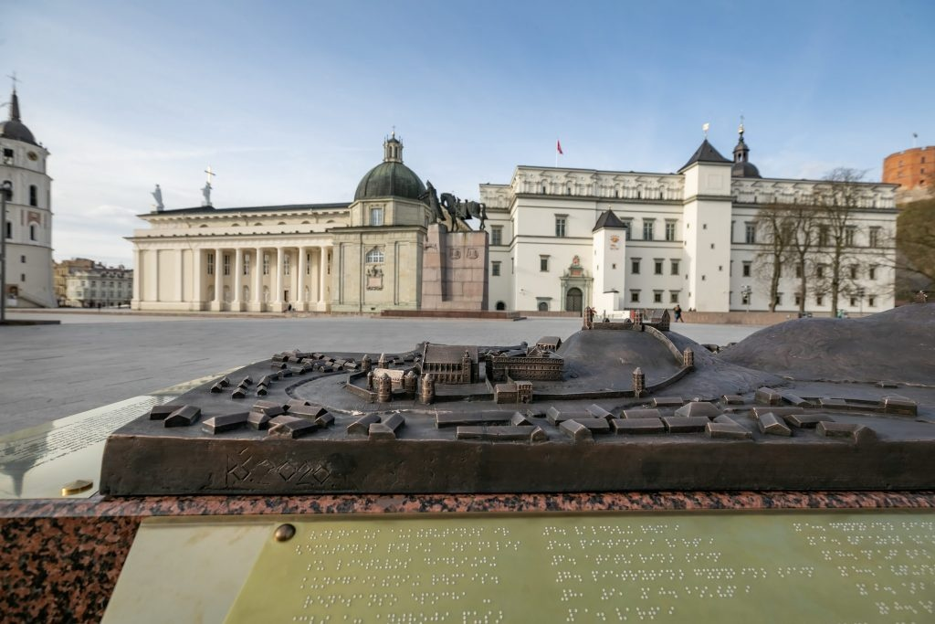 """""""Kuriu Vilnių"""" projektas įamžino LDK laikų sostinę"""
