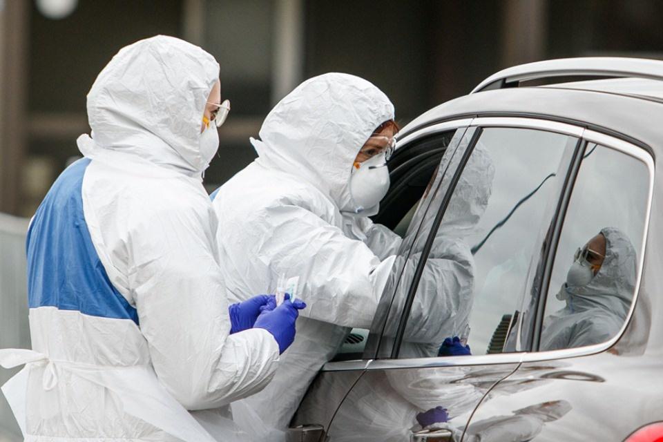 Užfiksuotas pirmasis koronaviruso infekcijos atvejis Marijampolėje