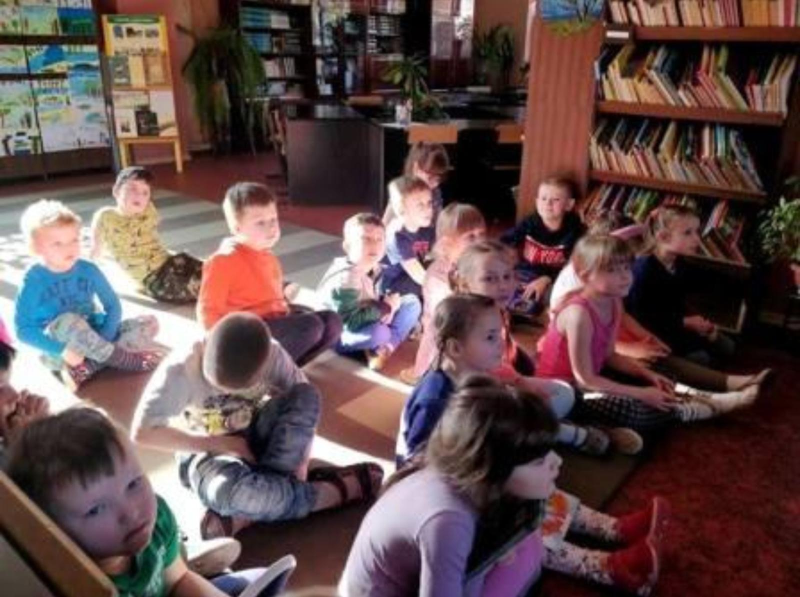 Priešmokyklinukų diena pradinėje mokykloje