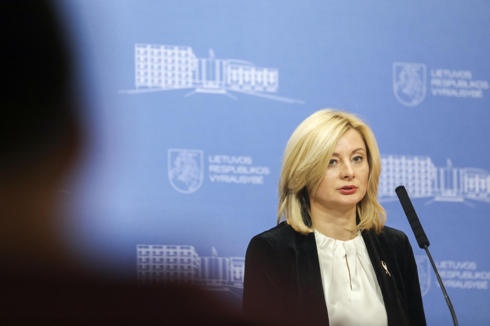 Lietuvos ir Lenkijos ministrai sutarė dėl bendradarbiavimo krizinėmis situacijomis