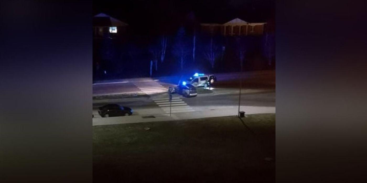 """Neblaivus BMW vairuotojas rėžėsi į """"Hondą"""" ir spruko iš įvykio vietos"""