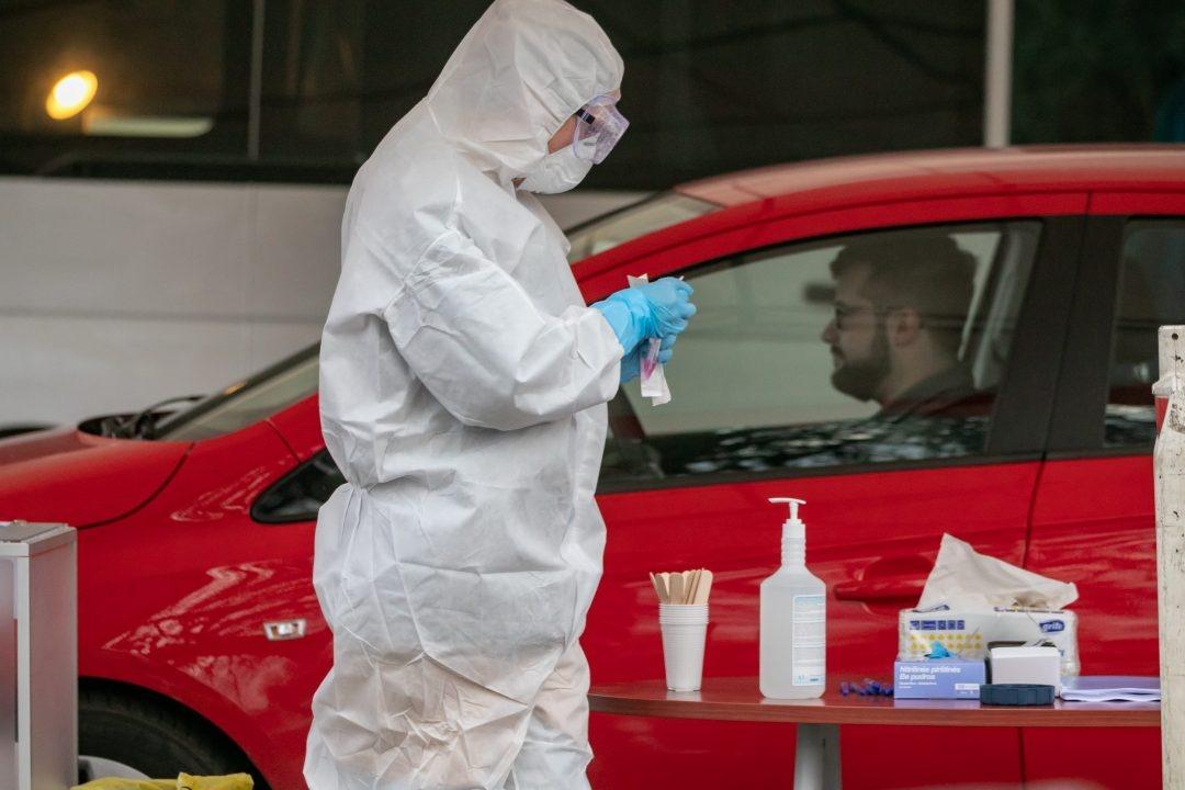 Per parą šalyje patvirtinti 3 nauji koronaviruso užsikrėtimo atvejai