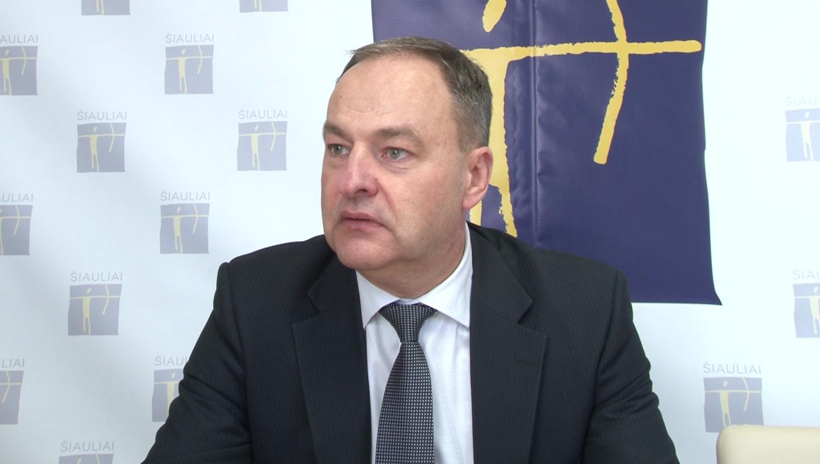 G.Sitnikas kreipėsi į G.Palucką: dėl įtampos skyriuje pareiškė nedalyvausiantis rinkimuose