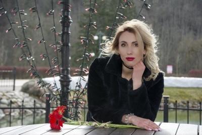 Alina Vysockaja - moteris atradusi laimės receptą