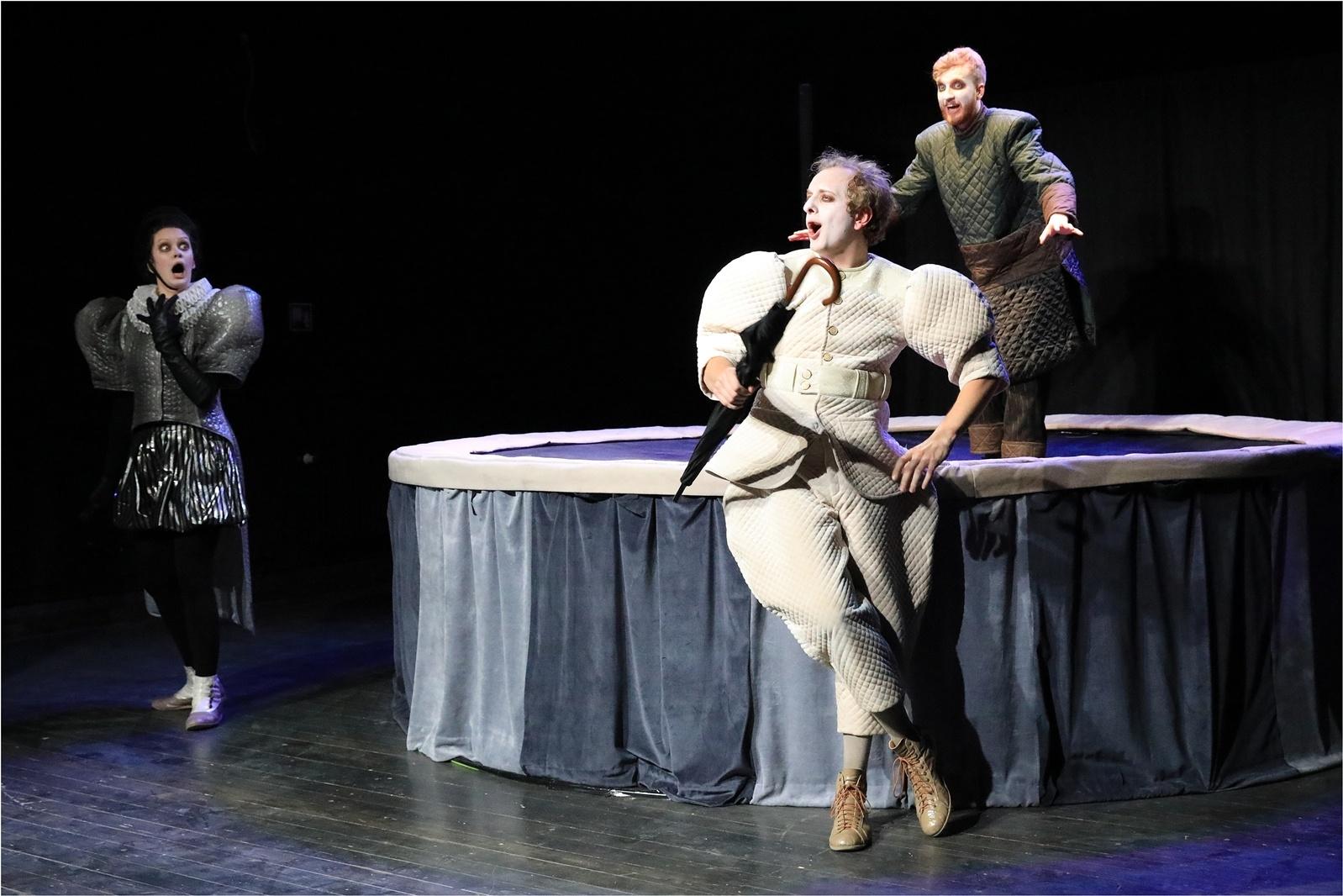 Valstybinis Šiaulių dramos teatras kviečia minėti Tarptautinę teatro dieną online