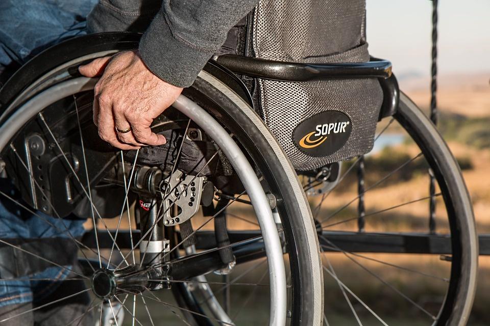 Rajone bus dar geresnės sąlygos žmonėms su negalia